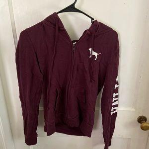 Pink sweatshirt, small